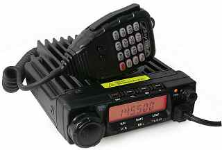 AnyTone AT-588 VHF / UHF Transceiver