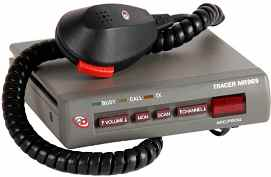 QD MR969 Mobile Transceiver